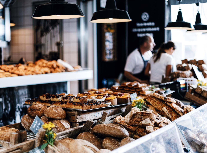 Unverkennbarer Duft: Frisches Brot