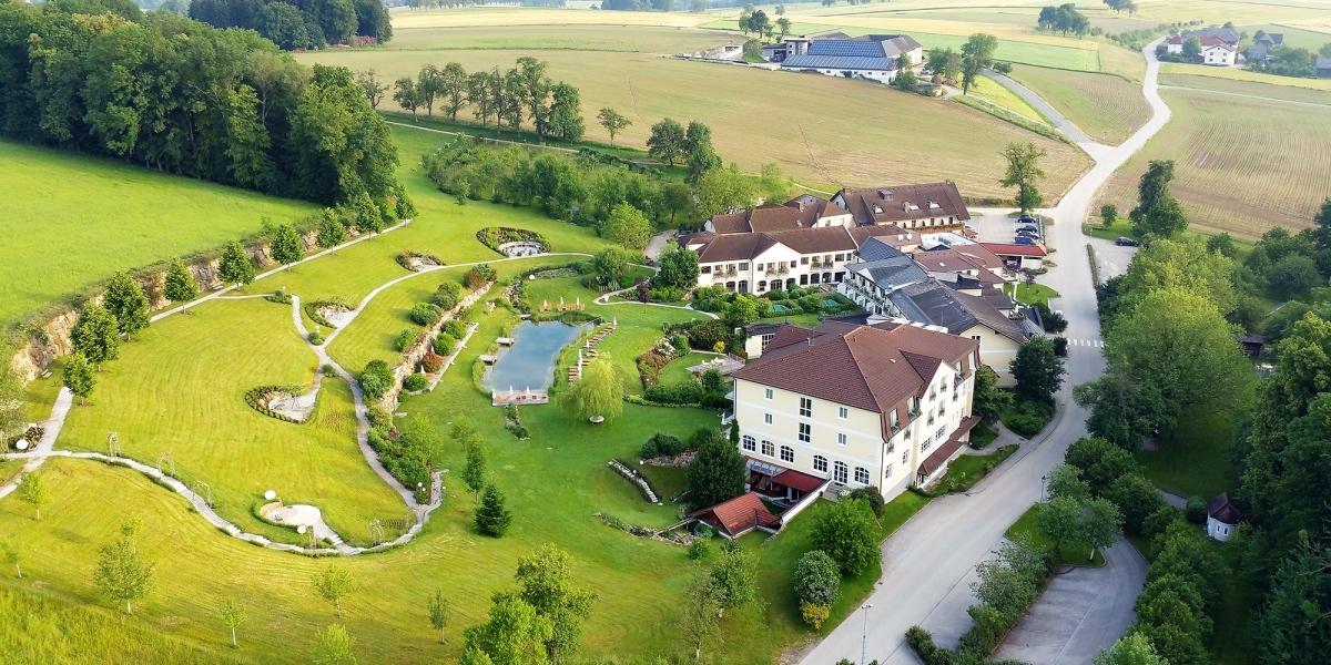 Das Relax Resort Kothmühle in Neuhofen an der Ybbs