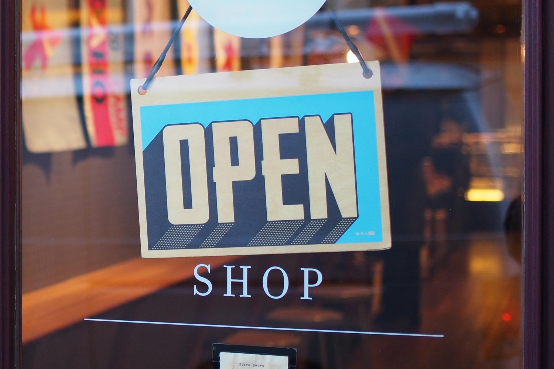 Shopsign Open