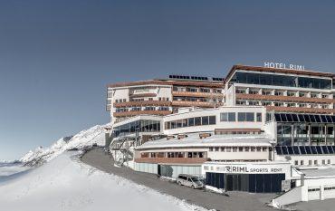 Das Hotel Riml in Hochgurgl