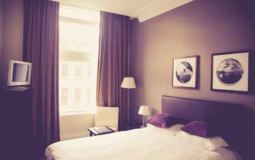 Ein Hotel in dem gute Luft herrscht dank Aromea