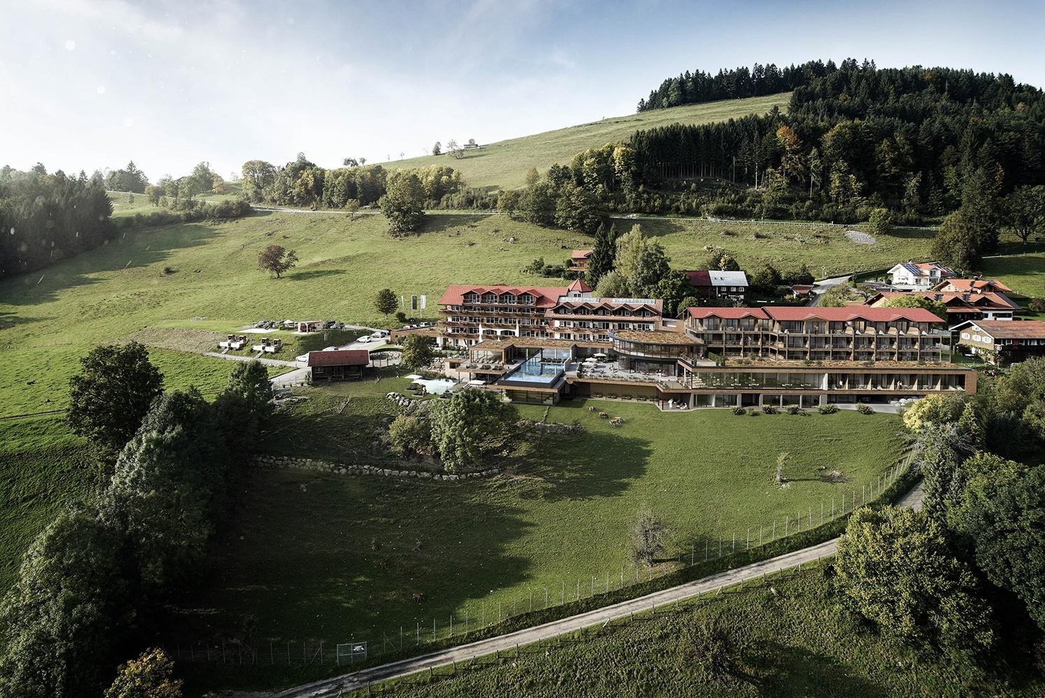 Hotel Bergkristall Allgäu