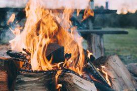 Log Fire Duft
