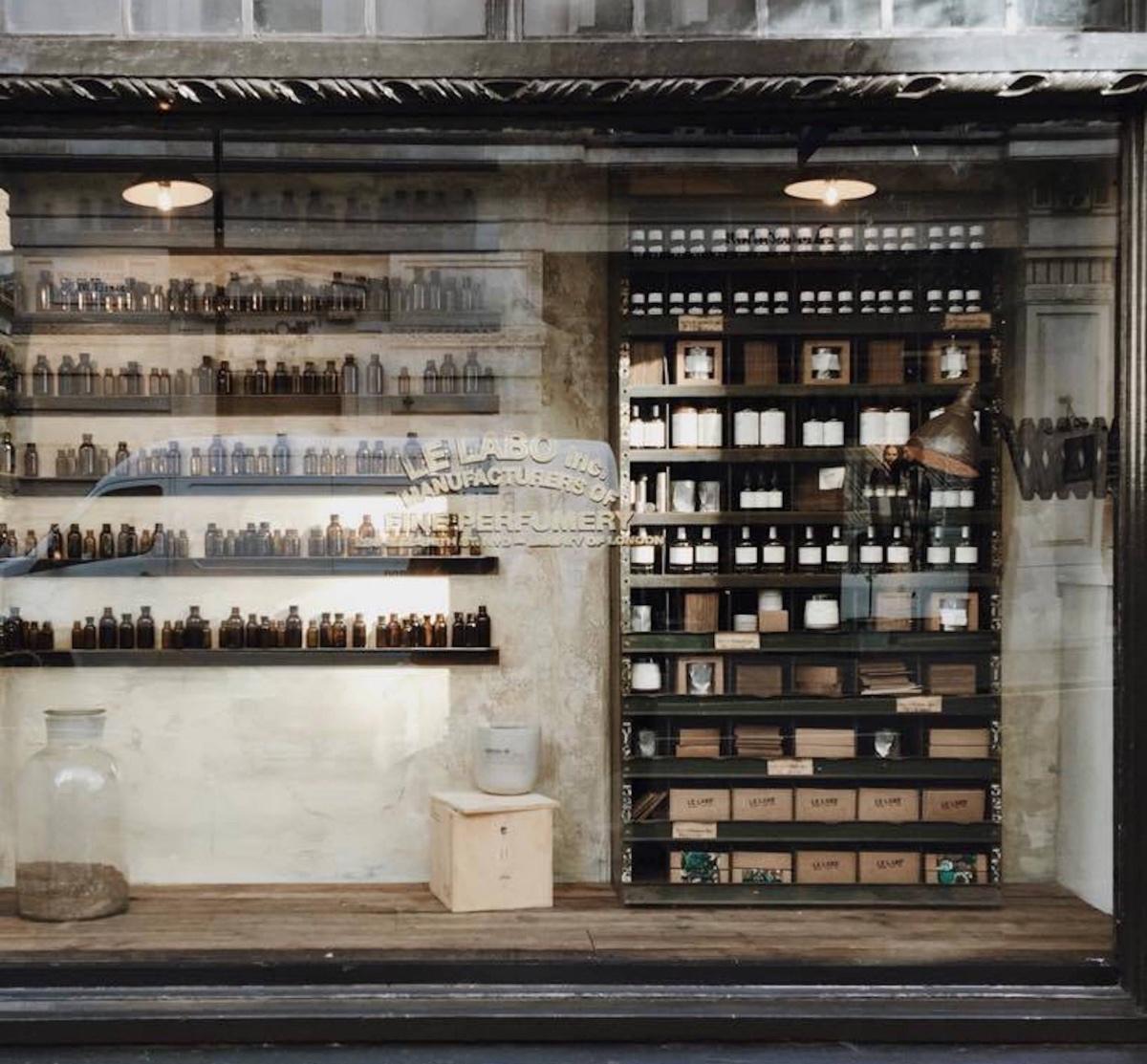 Alte Parfümerie